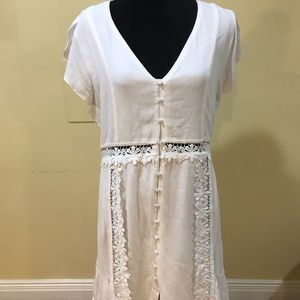 Lulu white dress!